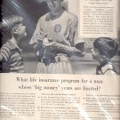 1940 The Prudential Insurance Co. ad w/ Chick Mead (#83)