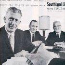 1963  Southland Life Insurance Company ad ( # 1570)