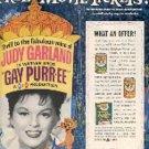 1962  Friskies Cat Food ad ( # 3057)