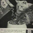 1963 Liitle Friskies Cat Food ad (# 816)