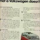 1966  Volkswagen  ad ( # 1276)