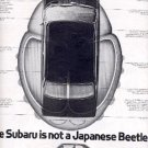 1971  Subaru of America ad (#  1520)
