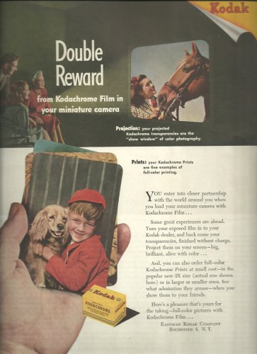 June 1947   Eastman Kodak Company       ad  (#534)