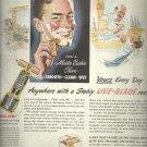 June 1947    Stahly Live-blade Razor     ad  (# 6120)