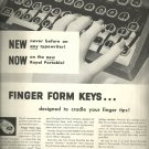 May 17, 1948   Royal Portable Typewriter   ad  (#5459)