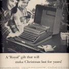 Dec. 8,1947   Royal Portable Typewriter      ad  (#6374)