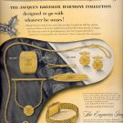 Dec. 8,1947    Jacques Kreisler Jewelry   ad  (#6386)