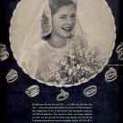 Dec. 8, 1947    Art Carved Rings by Wood    ad  (#6393)