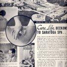 May 31, 1937   Saratoga Spa       ad  (#6531)