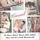 Aug. 9, 1948  Koroseal by B. F. Goodrich  ad  (#3447)