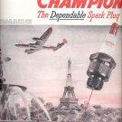July 22, 1946   Champion Spark Plug Company   ad  (#3624)