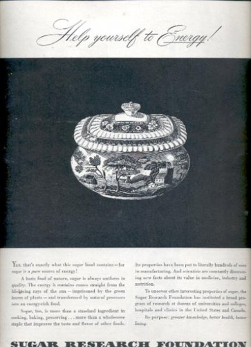 Feb. 17, 1947 Sugar Research Foundation   ad (#6213)