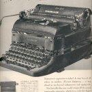 Oct. 30, 1939    New 1940 Super Speed L C Smith Typewriter  ad (#6072)