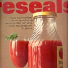 1965 Glass reseals- Glass Container Manufacturers Institute    ad (#5900)