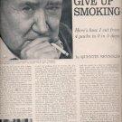 1964  Bantron smoking deterrent tablets   ad (#5705)