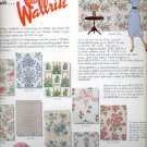 Nov. 1953 Wallrite building paper   ad (#5592)