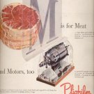 1945  Pliofilm - a product of Goodyear Research  ad (# 5236)