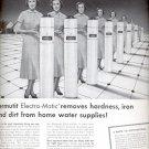 1954  Permutit  Electro-Matic ad (# 5172)