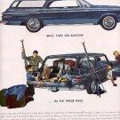 1963  Dodge    Wagons ad ( # 2244)