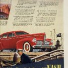 1940 Nash car ad (# 223)