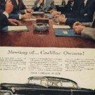 1955 Cadillac  ad (# 220)