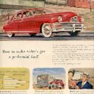 1949  Packard   ad ( # 2776)