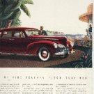 1940 Lincoln-Zephyr V-12 ad (# 183)