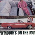 1963 Plymouth   63 ad (# 2780)