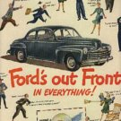 1946  Ford's Out Front ad ( # 774)