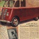 1940 International De Luxe delivery trucks ad  ( # 246)