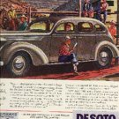 1937 Desoto ad (  # 150)