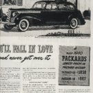 1939 ad of the 1940 Packard 120 ad  (# 225)