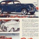 Nov. 20, 1939 ad of 1940  Pontiac  ad (  # 284)
