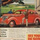 1938 Desoto ad ( # 304)