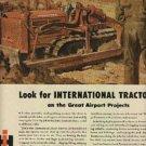 1945  International Tractors ad (  # 981)