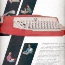 1960 Smith Corona typewriter ad (# 5056)