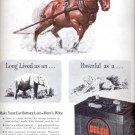 1945     Delco- Remy Battery  ad (# 4431)