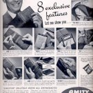 1938  Amity Director Billfold   ad (# 4409)