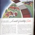 1945     Creo- Dipt shingles and Stains ad (#4191)