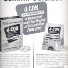 1957  D-Con products   ad (#4249)