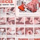1947  Scotch Cellulose Tape ad (# 2765)