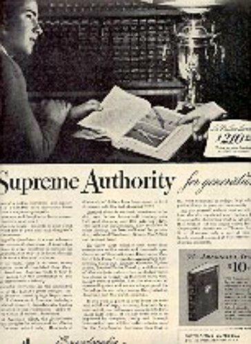 1946  Encyclopedia Americana ad (# 3049)