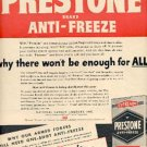 1945 Prestone Anti-Freeze ad (# 2422)