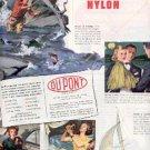 1948 Du Pont Nylon ad (# 1613)