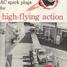 1961 AC Fire-Ring Spark Plugs ad (# 2139)
