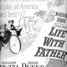 Sept. 22, 1947         Life with Father movie   ad  (#6291)