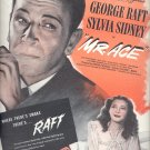 Sept. 16, 1946         Mr. Ace movie   ad  (#1076)