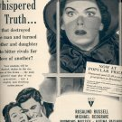 Sept. 13, 1948   Mourning  Becomes Electra movie    ad  (#798)