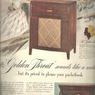 May 17, 1948   RCA Victor Golden Throat   ad  (# 3275)