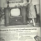 1959 Philco TV ad (#  3306)